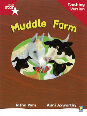 Rigby Star Phonic Guided Reading Red Level: Muddle Farm Version by