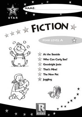A Rigby Star Workbook Fiction Pink by