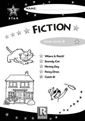 Rigby Star Workbook Fiction Pink B by