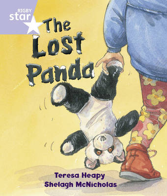Rigby Star Guided Reception/P1 Lilac Level: The Lost Panda (6 Pack) Framework Edition by Teresa Heapy