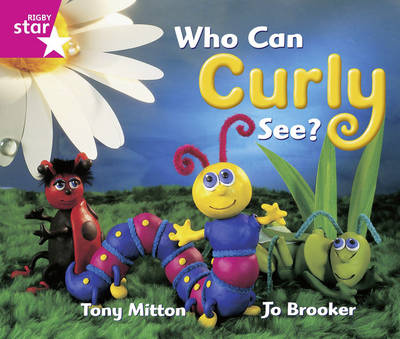Rigby Star Guided: Who Can Curly See? by