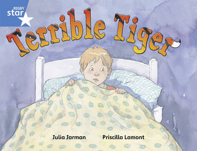 Rigby Star Guided Y1/P2 Blue Level: The Terrible Tiger (6 Pack) Framework Edition by Julia Jarman