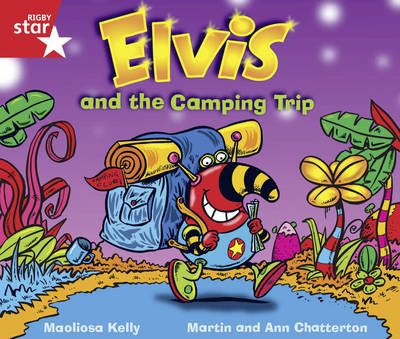 Rigby Star Guided Opportunity Readers Red Level: Elvis & Camping Trip (6 Pack) Framework by