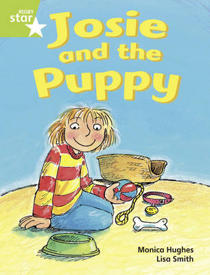 Rigby Star Guided Opportunity Readers Green: Josie and the Puppy (6 Pack) Framework Edition by