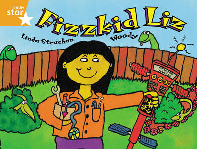 Rigby Star Guided Orange Level: Fizzkid Liz by