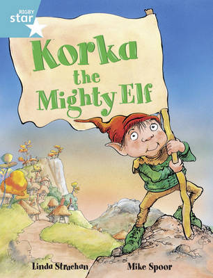 Rigby Star Guided Turquoise Level: Korka the Mightly Elf by