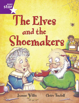 Rigby Star Guided Purple Level: The Elves and the Shoemaker by