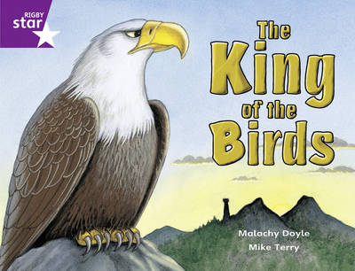 Rigby Star Guided Purple Level: The King of the Birds by