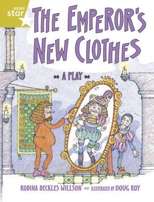 Rigby Star Guided Gold Level: The Emperor's New Clothes by