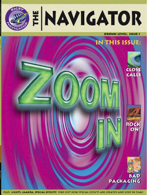 Navigator Year 3/P4: Book 1 Zoom-in Book by