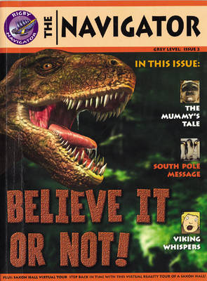 Navigator Non Fiction Year 4/P5: Believe it or Not by
