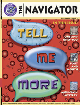 Navigator Non Fiction Year 6 Tell Me More Group Reading Pack 09/08 by