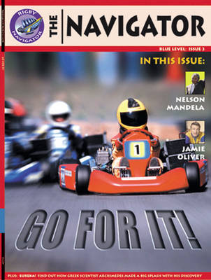 Navigator Non Fiction Yr 5/P6: Go for it Reading Book by
