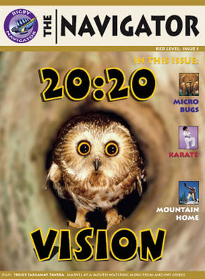 Navigator Non Fiction Yr 6/P7: 20 20 Vision Book by