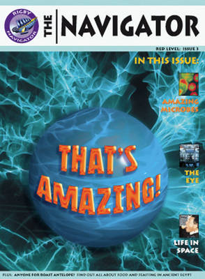 Navigator Non Fiction Yr 6/P7: Thats Amazing Book by