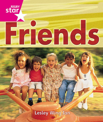 Rigby Star Guided Quest Reception: Pink Level: Friends Reader Single by