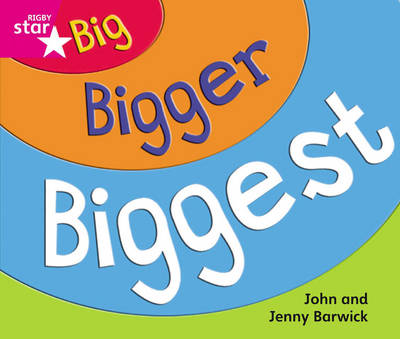 Rigby Star Guided Quest Pink Level: Big, Bigger, Biggest by