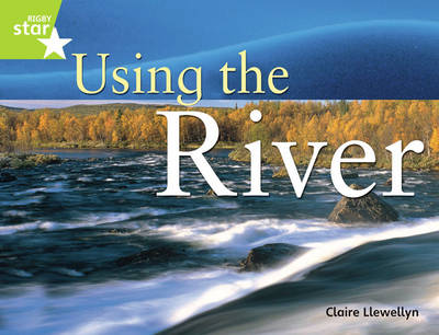 Rigby Star Guided Quest Year 2 Lime Level: Using the River Reader Single by