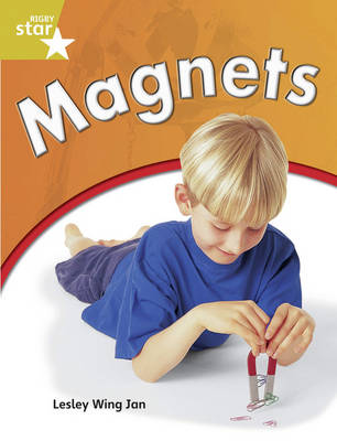 Rigby Star Guided Year 2: Gold Level: Magnets Gui Reading Pk Framework Edition by