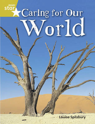 Rigby Star Guided Year 2 Gold Level: Caring for Our World (6 Pack) Framework Edition by