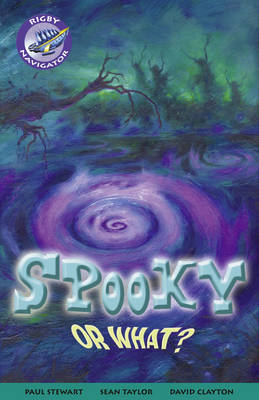 Spooky or What Group Reading Pack 09/08 by Wendy Wren