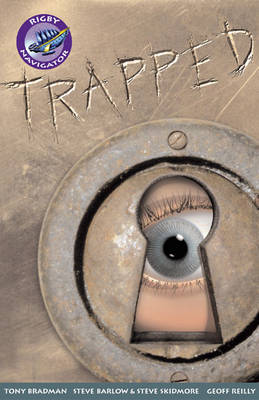 Navigator Fiction Yr 6/P7: Trapped Reading Book by