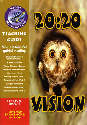 Navigator FWK 20:20 Vision Teaching Guide by