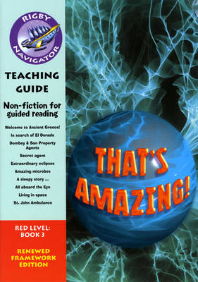 Navigator FWK That's Amazing Teaching Guide by