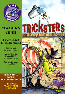 Navigator FWK Tricksetrs Teaching Guide by Wendy Wren