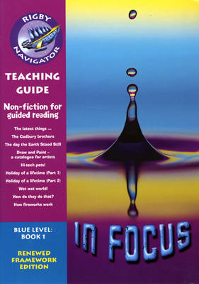 Navigator FWK In Focus Teaching Guide by