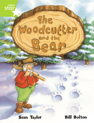 Rigby Star Guided Lime Level: The Woodcutter and the Bear Single by