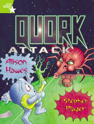 Rigby Star Guided Lime Level: Quork Attack (6 Pack) Framework Edition by