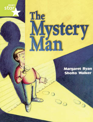 Rigby Star Guided Lime Level: The Mystery Man (6 Pack) Framework Edition by Margaret Ryan