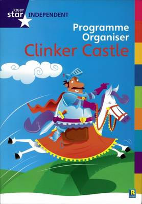 Clinker Castle Strand Pack (1x 36 Titles, 1x Programme Organiser) by Lisa Thompson, Katy Pike
