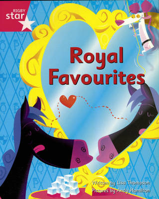 Clinker Castle Pink Level Fiction Royal Favourites Pack of 3: Star Adventures by Lisa Thompson