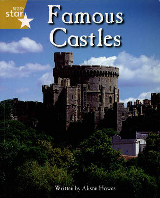 Clinker Castle Gold Level Non-fiction Famous Castles Pack of 3: Star Adventures by Katy Pike