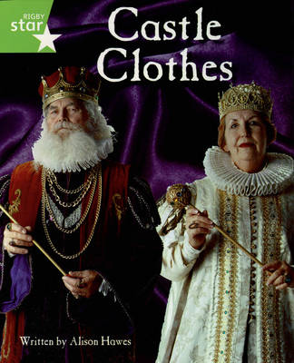 Clinker Castle Green Level Non-fiction Castle Clothes Pack of 3: Star Adventures by Katy Pike