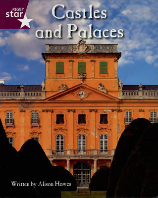 Clinker Castle Purple Level Non-fiction Castles and Palaces Pack of 3: Star Adventures by Katy Pike