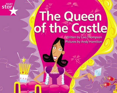 Clinker Castle Pink Level: The Queen of the Castle Single by Lisa Thompson, Katy Pike
