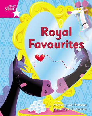Clinker Castle Pink Level Fiction: Royal Favourites Single by Lisa Thompson, Katy Pike
