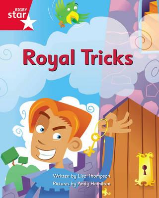 Clinker Castle Red Level Fiction: Royal Tricks Single by Lisa Thompson, Katy Pike