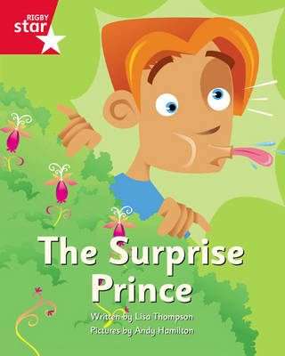Clinker Castle Red Level Fiction: The Surprise Prince Single by Lisa Thompson, Katy Pike