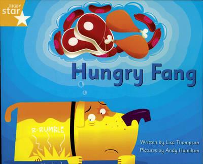 Clinker Castle Yellow Level Fiction: Hungry Fang Single by Lisa Thompson, Katy Pike