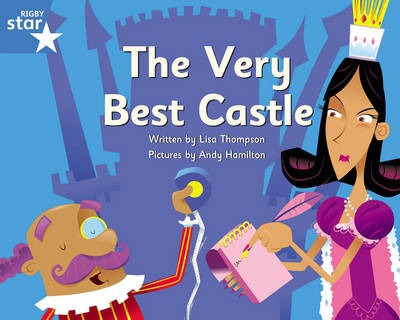 Clinker Castle Blue Level Fiction: The Very Best Castle Single by Lisa Thompson, Katy Pike