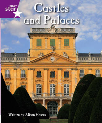 Clinker Castle Purple Level Non-Fiction: Castles and Palaces Single by Lisa Thompson, Katy Pike
