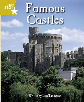 Clinker Castle Gold Level Non-Fiction: Famous Castles Single by Lisa Thompson, Katy Pike