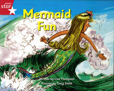 Pirate Cove Pink Level Fiction: Mermaid Fun Pack of 3 by Lisa Thompson