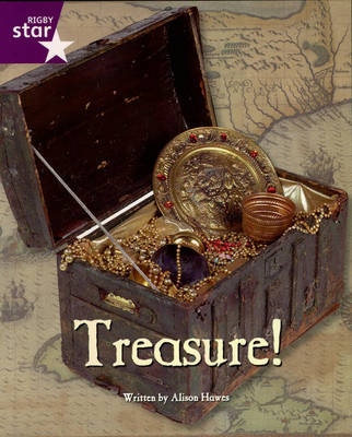 Pirate Cove Purple Level Non-Fiction: Treasure! Pack of 3 by Alison Hawes