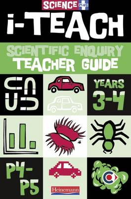 i-Teach Scientific Enquiry Years 3-4/P4-5 Multi User Software by