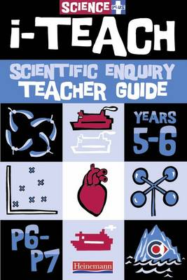 i-Teach Scientific Enquiry Yrs 5-6/P6-7: Multi User Software by